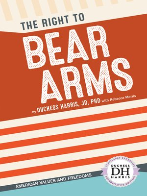 cover image of The Right to Bear Arms